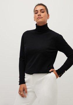 Violeta by Mango - GINA - Pullover - black