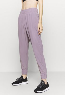 Under Armour - GRAPHIC PANTS - Jogginghose - slate purple