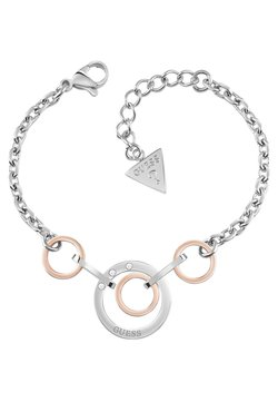 Guess - ETERNAL CIRCLES KREISE - Armband - silver-coloured