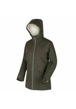 Regatta - BERGONIA II  - Regenjacke / wasserabweisende Jacke - dark khaki