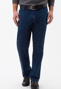 BRAX - STYLE JIM - Jeans Straight Leg - blue stone