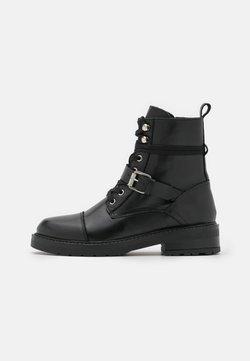 Bullboxer - Veterboots - black