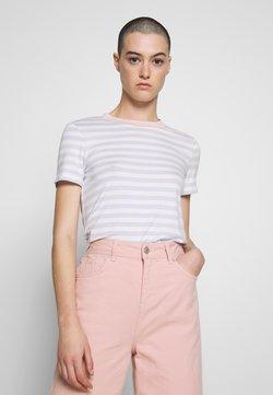 Marc O'Polo DENIM - T-Shirt print - multi/bleached blue