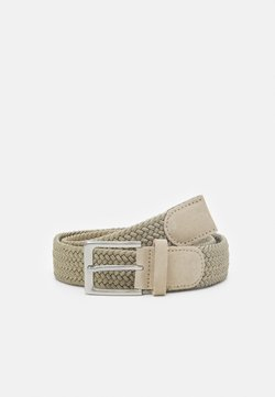 Selected Homme - SLHFRANK WEBBED BELT - Gürtel - moonstruck