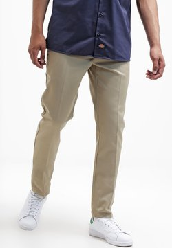 Dickies - 872 SLIM FIT WORK PANT  - Chinot - beige