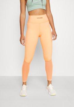 Smilodox - DAMEN LEGGINGS  - Tights - aprikose