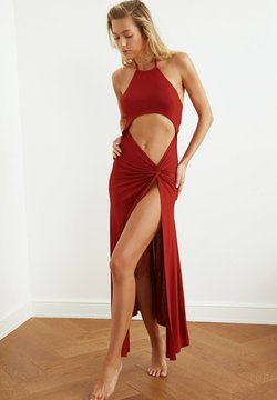 Trendyol - Cocktailkleid/festliches Kleid - orange