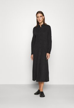Steffen Schraut - COSY WEEKEND DRESS - Vestido informal - black/grey