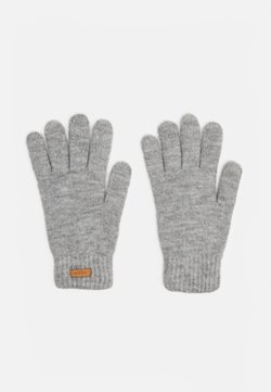 Barts - WITZIA GLOVES - Fingerhandschuh - heather grey