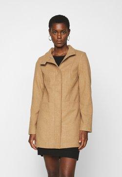 ONLY Tall - ONLCHRISA LIFE COAT  - Płaszcz wełniany /Płaszcz klasyczny - camel