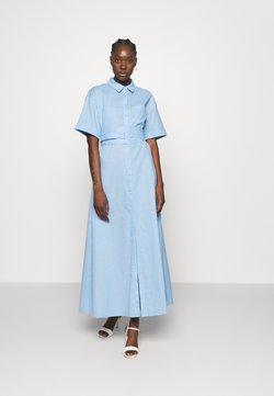 Mossman - THE LIGHT DRESS - Vestido largo - blue