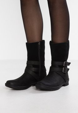 UGG - LORNA BOOT - Stiefel - black