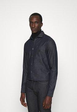 Emporio Armani - Camisa - blu navy