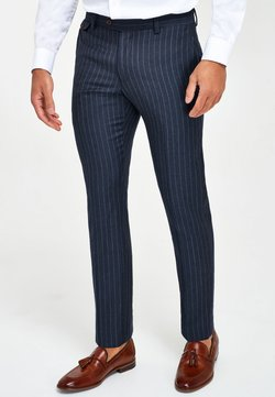 Next - JOULES - Stoffhose - blue