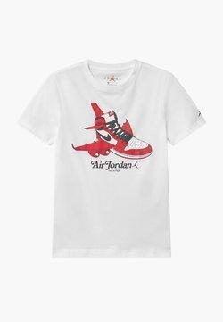 Jordan - TAKEOFF - T-shirt imprimé - white