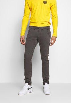 Lee - LUKE TAILORED - Slim fit jeans - steel grey