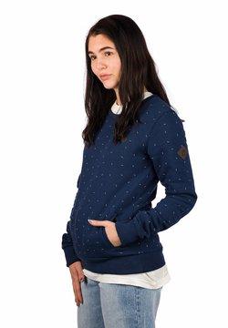 Kazane - DAVEN - Sweatshirt - blues print