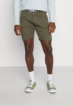 INDICODE JEANS - BRENNAN - Shorts - army