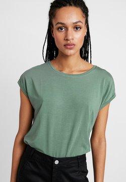 Vero Moda - VMAVA PLAIN - T-shirt basic - laurel wreath