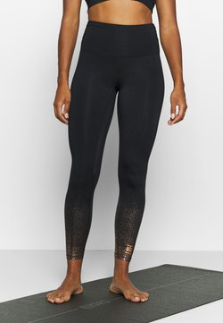 HIIT - FOIL FADE - Legging - black