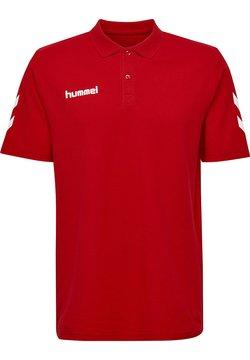 Hummel - Poloshirt - true red