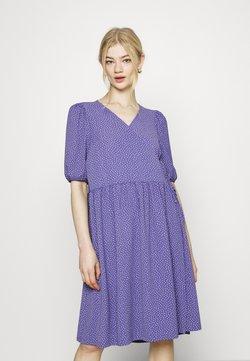 Monki - Freizeitkleid - lilac/purple medium dusty
