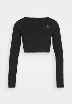 Juicy Couture - JANET - T-shirt à manches longues - black