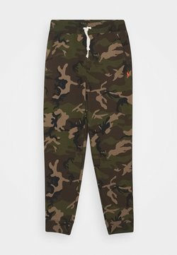 Polo Ralph Lauren - BOTTOMS PANT - Jogginghose - green