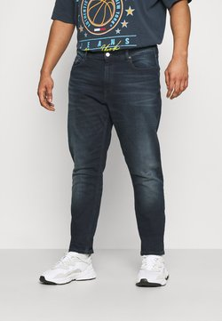 Tommy Jeans Plus - SCANTON SLIM - Jean slim - CORNELL BLUE BLACK STRETCH