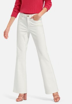 Laura Biagiotti - Jeans bootcut - offwhite