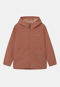 Vaude - KINICH UNISEX - Soft shell jacket - dusty rose