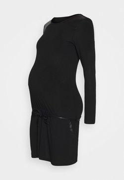 Supermom - TUNIC  - Sukienka z dżerseju - black