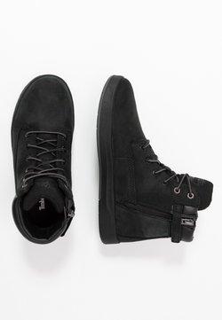 Timberland - DAVIS SQUARE 6 INCH - Sneaker high - black