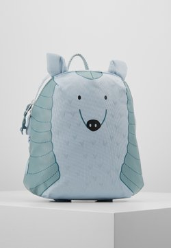 Lässig - BACKPACK ABOUT FRIENDS LOU ARMADILLO - Reppu - blue