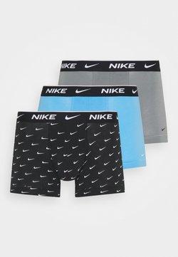 Nike Underwear - DAY TRUNK 3 PACK - Pants - black