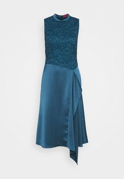 HUGO - KISINI - Cocktailkleid/festliches Kleid - dark blue