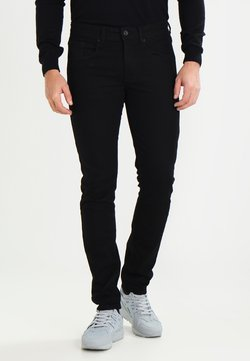 Redefined Rebel - COPENHAGEN - Slim fit -farkut - deep black