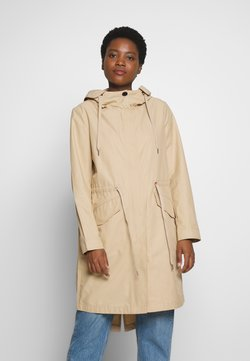 mine to five TOM TAILOR - MODERN - Parka - coarse sand