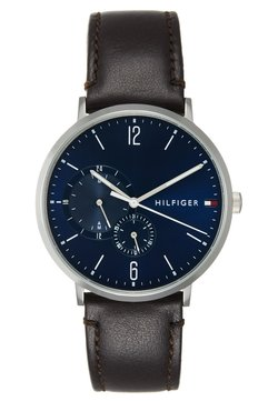 Tommy Hilfiger - BROOKLYN CASUAL - Zegarek - blau
