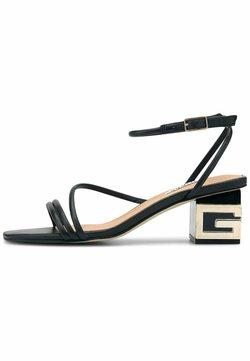 Guess - MACRE - Sandales - schwarz