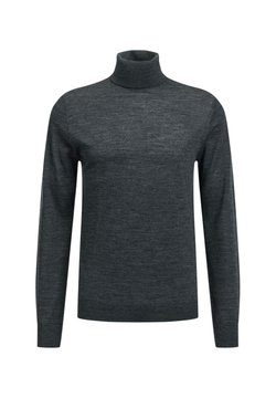 WE Fashion - Strickpullover - blended dark grey