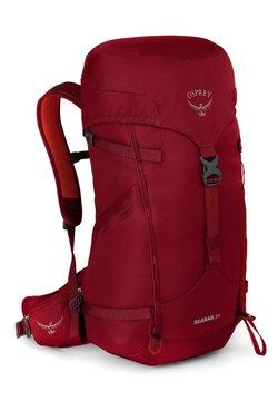 Osprey - SKARAB  - Trekkingrucksack - mystic red