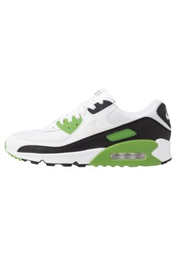 Nike Sportswear - AIR MAX 90 - Joggesko - white/chlorophyll/black