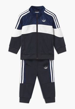 adidas Originals - SET UNISEX - Trainingspak - black/blue