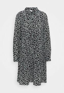 JDY - JDYPIPER DRESS - Paitamekko - black/white