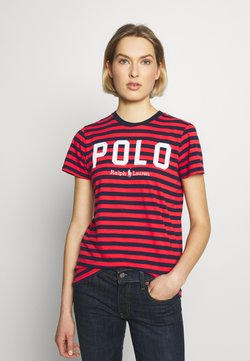 Polo Ralph Lauren - T-Shirt print - cruise navy/brig