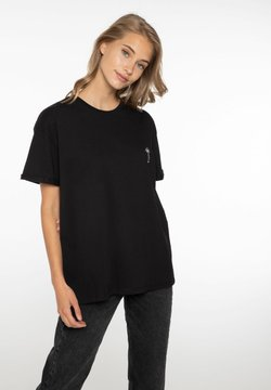 Protest - POLLY - T-shirt basic - true black