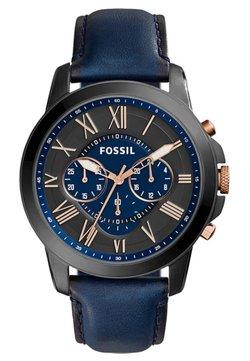 Fossil - Montre à aiguilles - blue