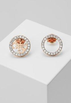Guess - EQUILIBRE - Boucles d'oreilles - rose gold-coloured
