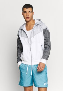 Nike Sportswear - Windbreaker - white/wolf grey/dark grey